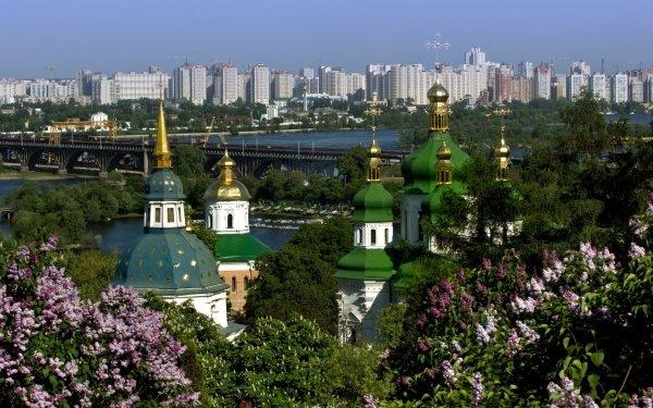 Man Made Kiev Cities Ukraine HD Wallpaper | Background Image