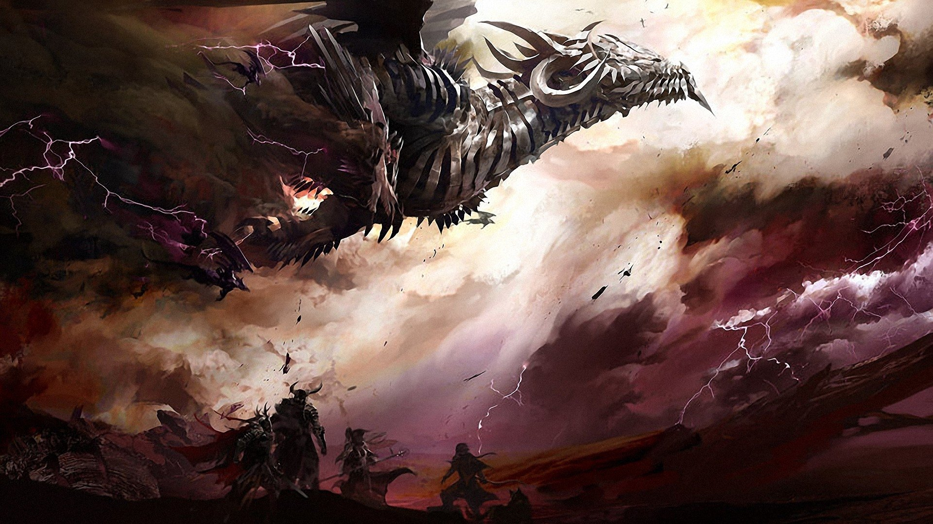 Guild Wars 2 Hd Wallpaper Background Image 1920x1080 Id