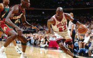 Preview Sports - Michael Jordan Art