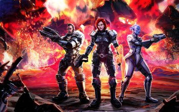 Video Game - Mass Effect 3 Wallpapers and Backgrounds ID : 309512