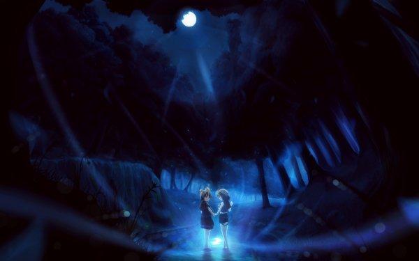 Anime Vocaloid Len Kagamine Rin Kagamine HD Wallpaper | Background Image