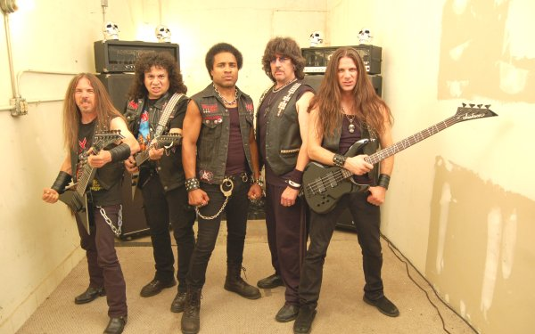 Music Hirax Band (Music) United States Metallica Venom Celtic Frost Sepultura Anthrax Destruction Megadeth Exodus HD Wallpaper | Background Image