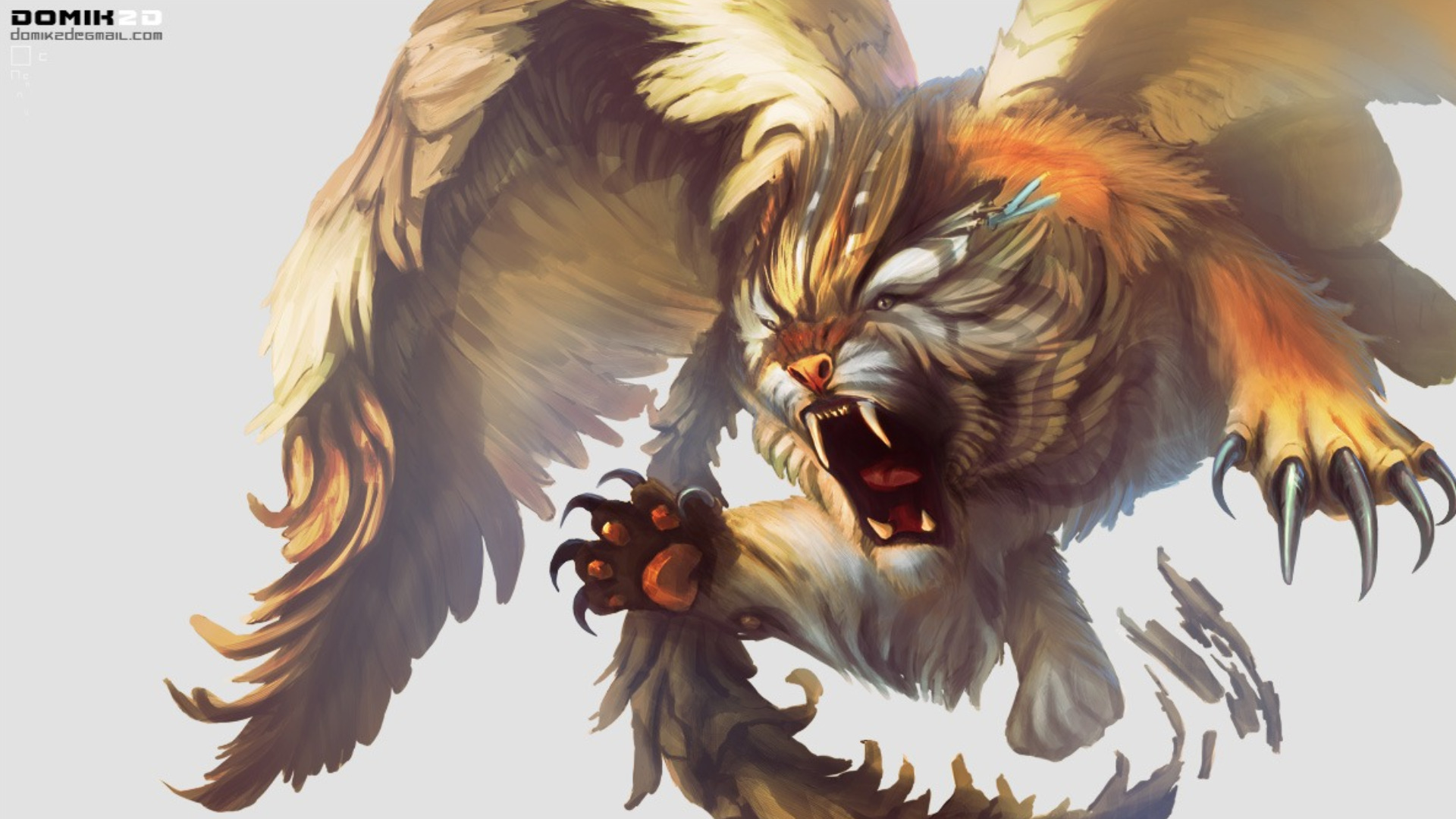 Gryphon concept art images galleries for The griffin