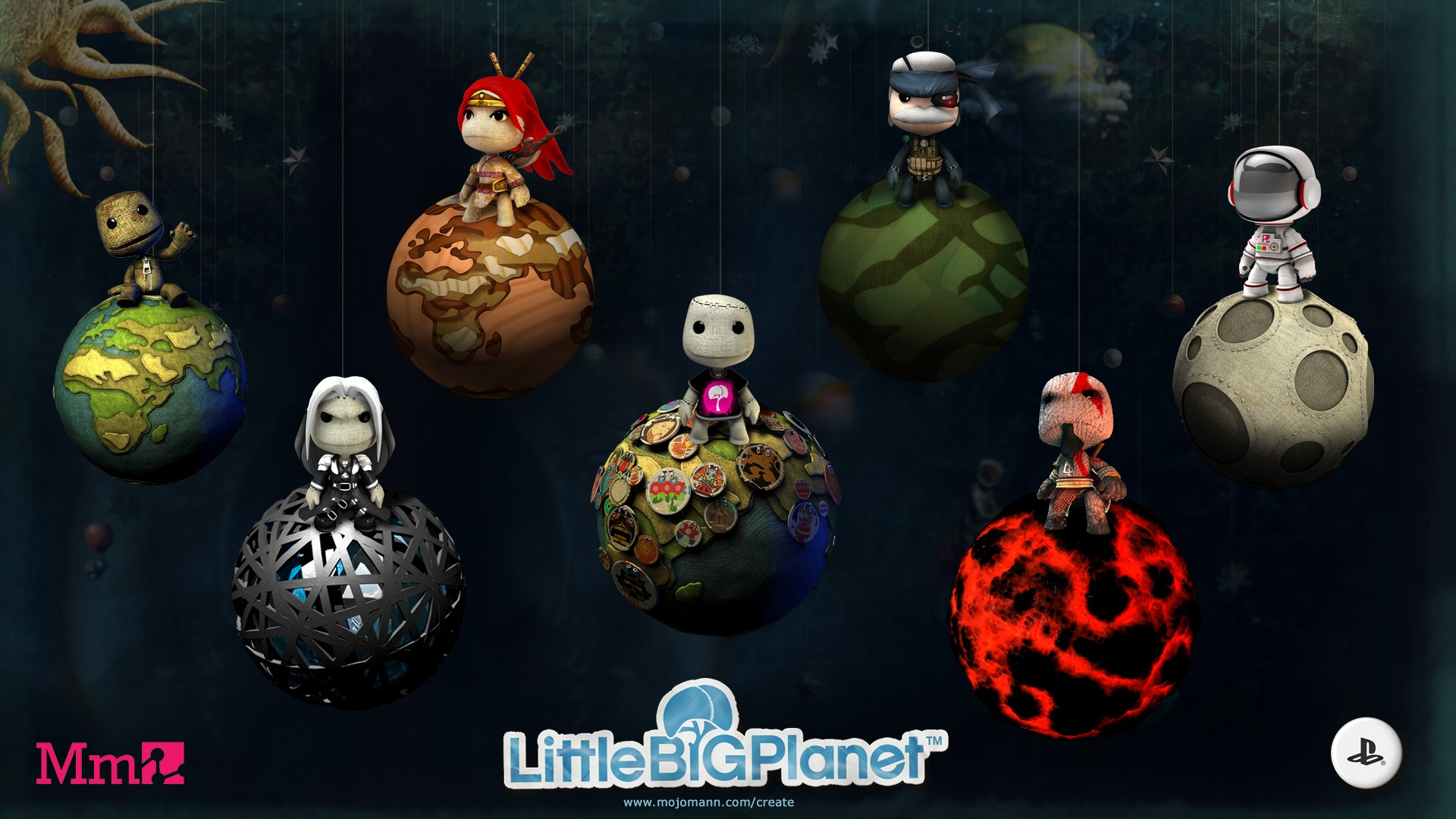 littlebigplanet computer wallpapers desktop backgrounds