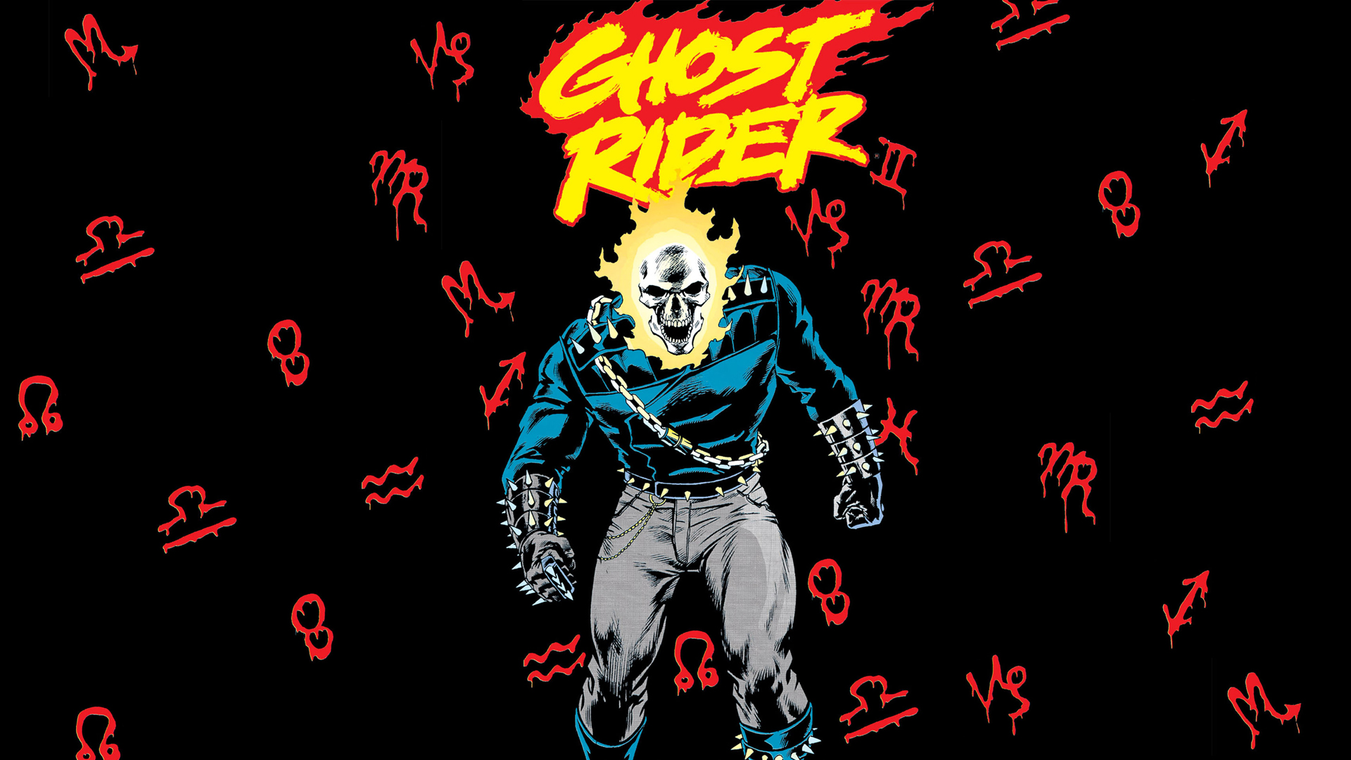 Ghost Rider Wallpapers ID310854