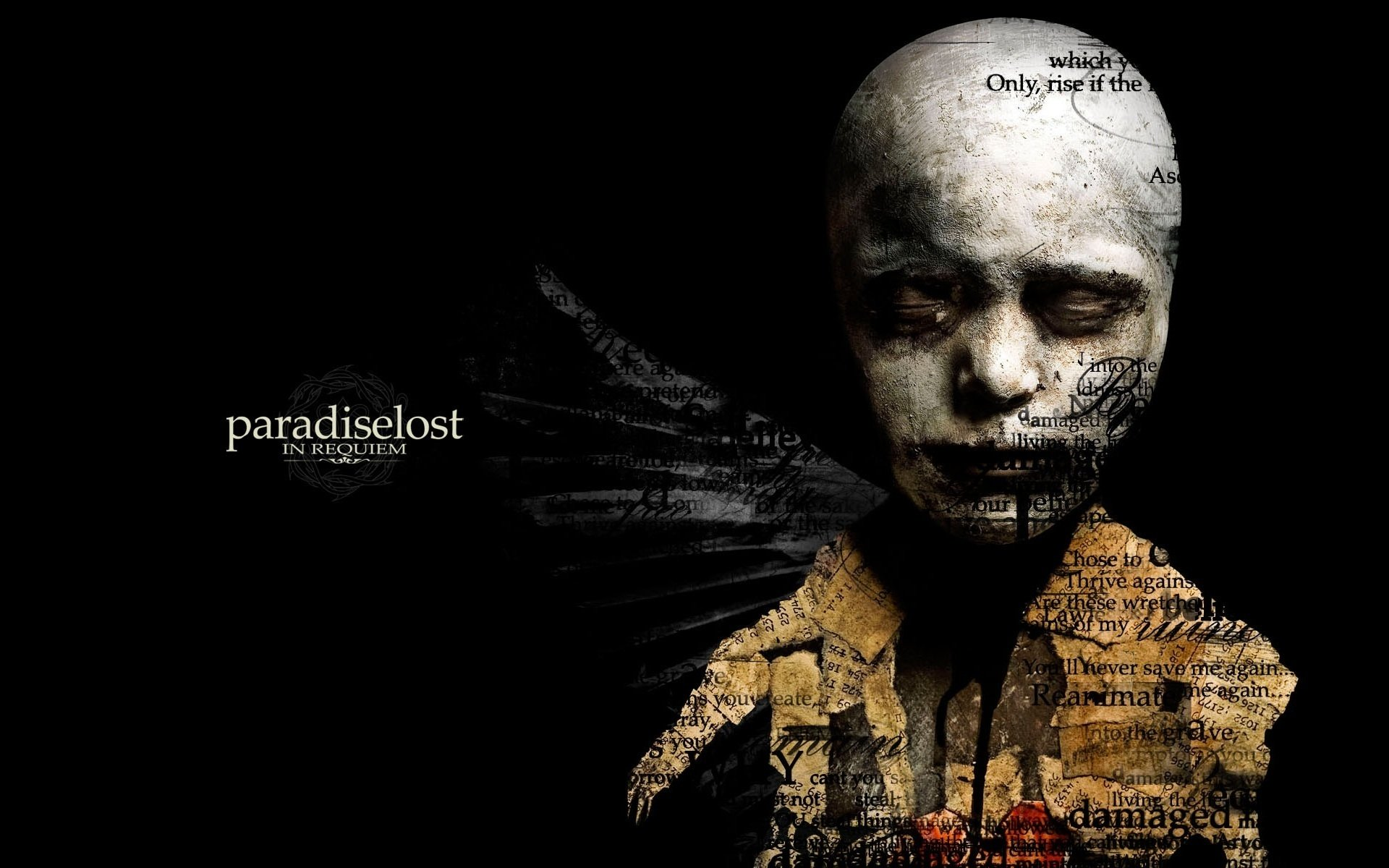 3 Paradise Lost HD Wallpapers
