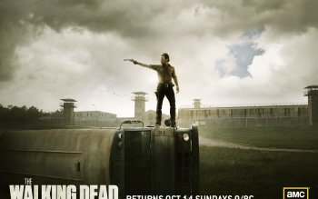 Televisieprogramma - The Walking Dead Wallpapers and Backgrounds ID : 310542
