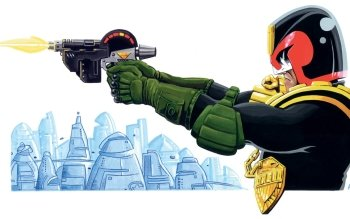 Comics - Judge Dredd Wallpapers and Backgrounds ID : 310946