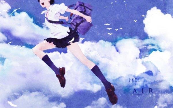 Anime The Girl Who Leapt Through Time Makoto Konno HD Wallpaper | Background Image