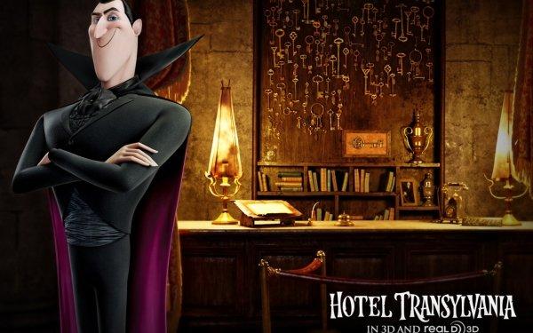 Movie Hotel Transylvania Dracula HD Wallpaper   Background Image