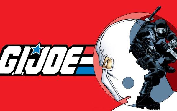 Comics G.I. Joe: A Real American Hero Snake Eyes HD Wallpaper | Background Image