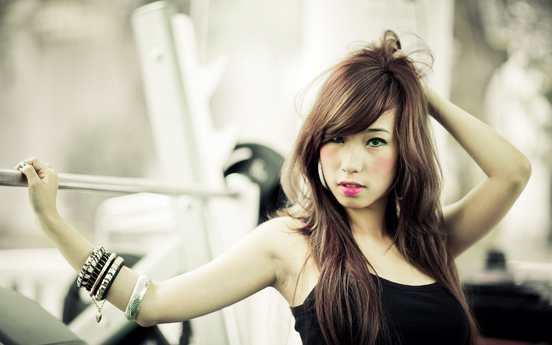 Asian Hd Wallpaper  Background Image  1920X1200  Id -6845