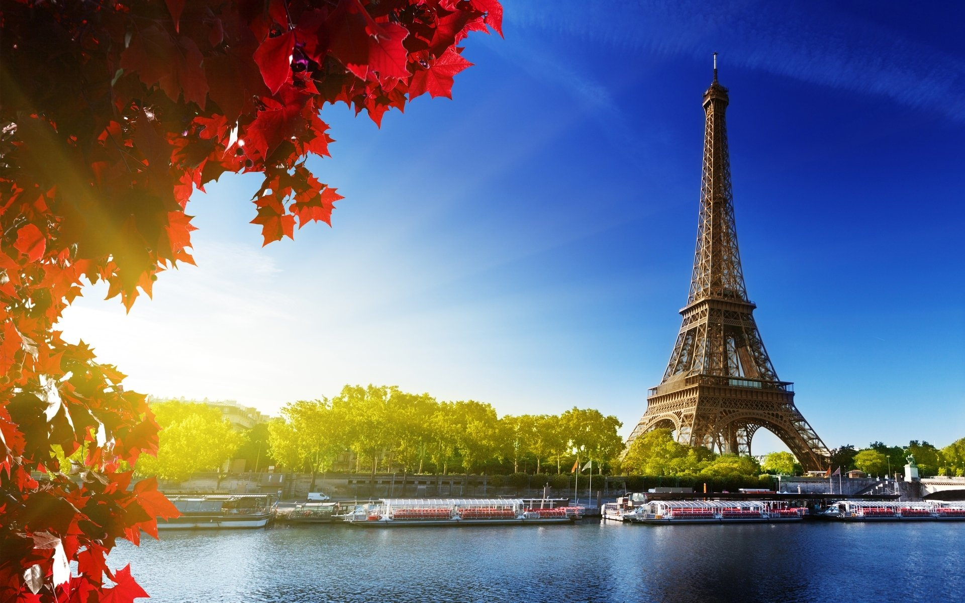248 Eiffel Tower Hd Wallpapers Background Images Wallpaper Abyss