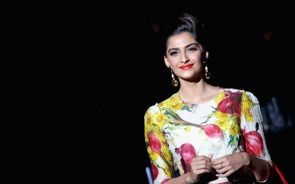 Celebrity Sonam Kapoor Actresses India HD Wallpaper | Background Image