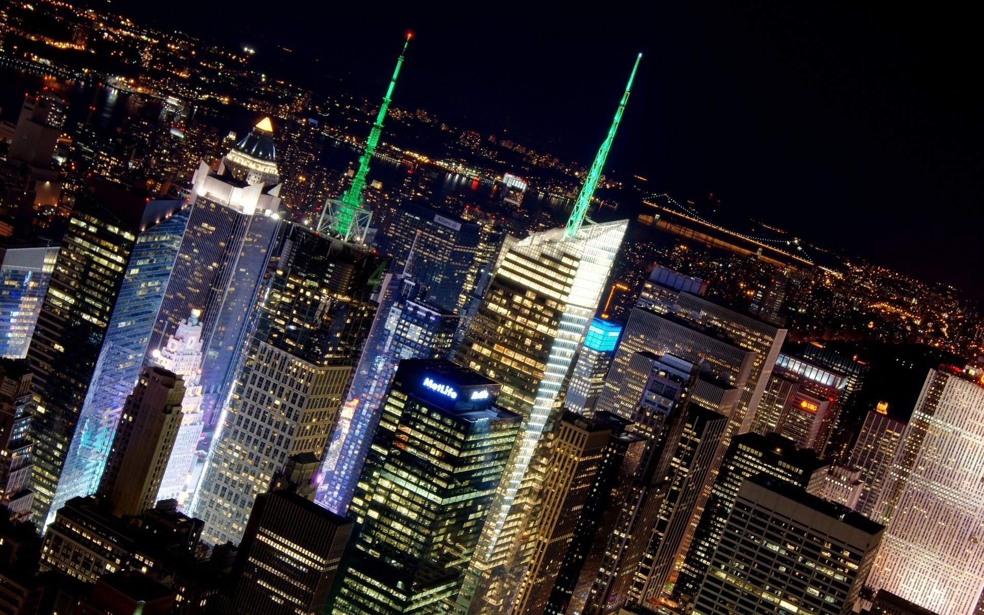 New York City Usa Hd Wallpaper Background Image 1920x1200