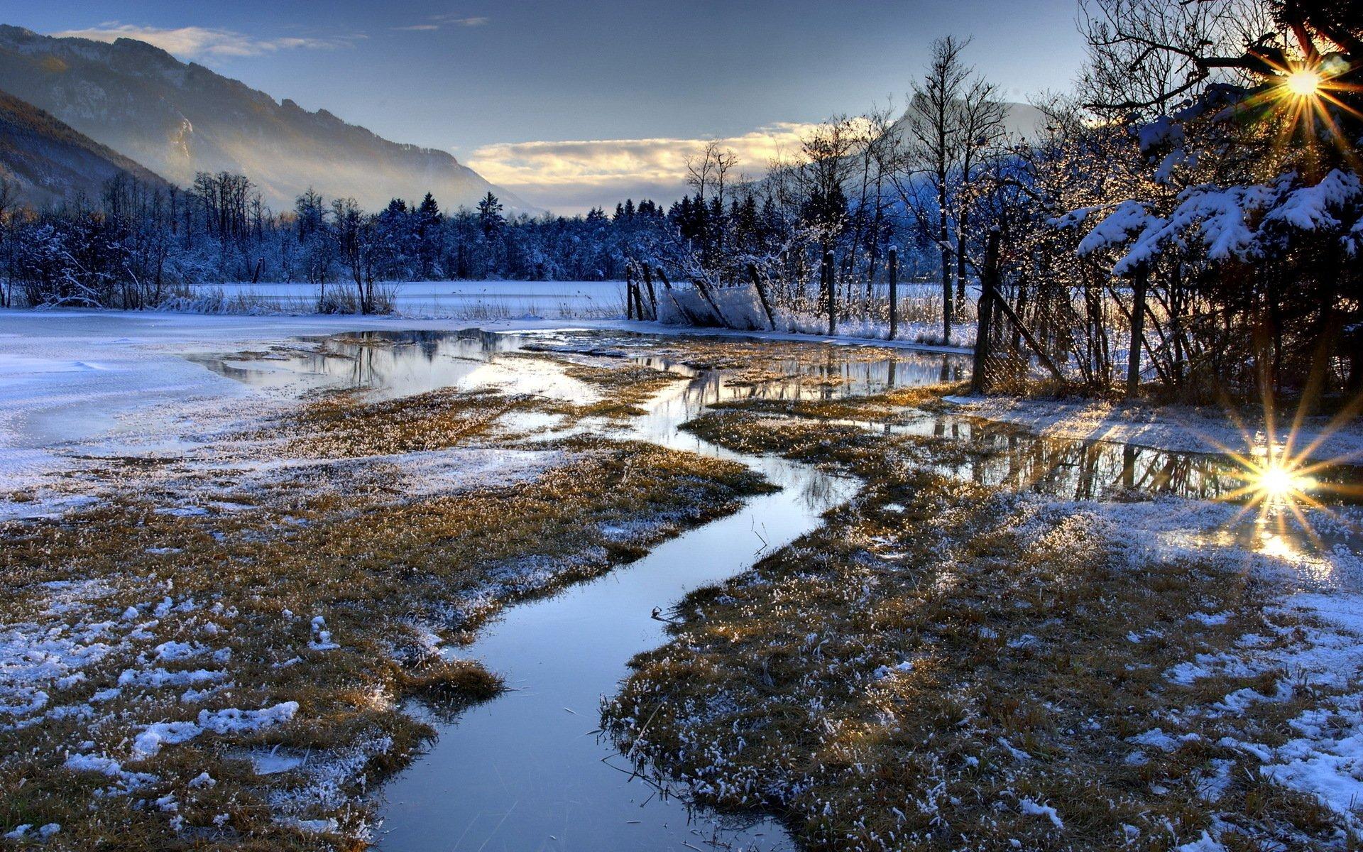 winter wonderland wallpaper iphone