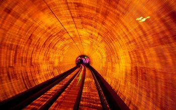 Man Made - Tunnel Wallpapers and Backgrounds ID : 312887