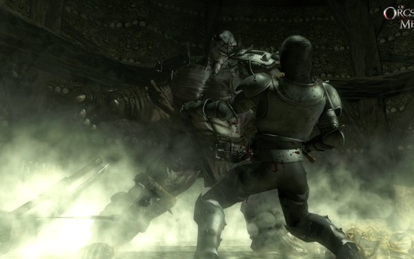 Video Game Of Orcs And Men Game Warrior HD Wallpaper | Background Image