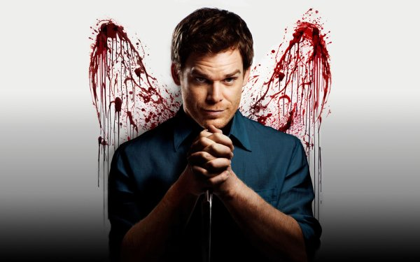 TV Show Dexter Michael C. Hall Dexter Morgan Blood HD Wallpaper | Background Image