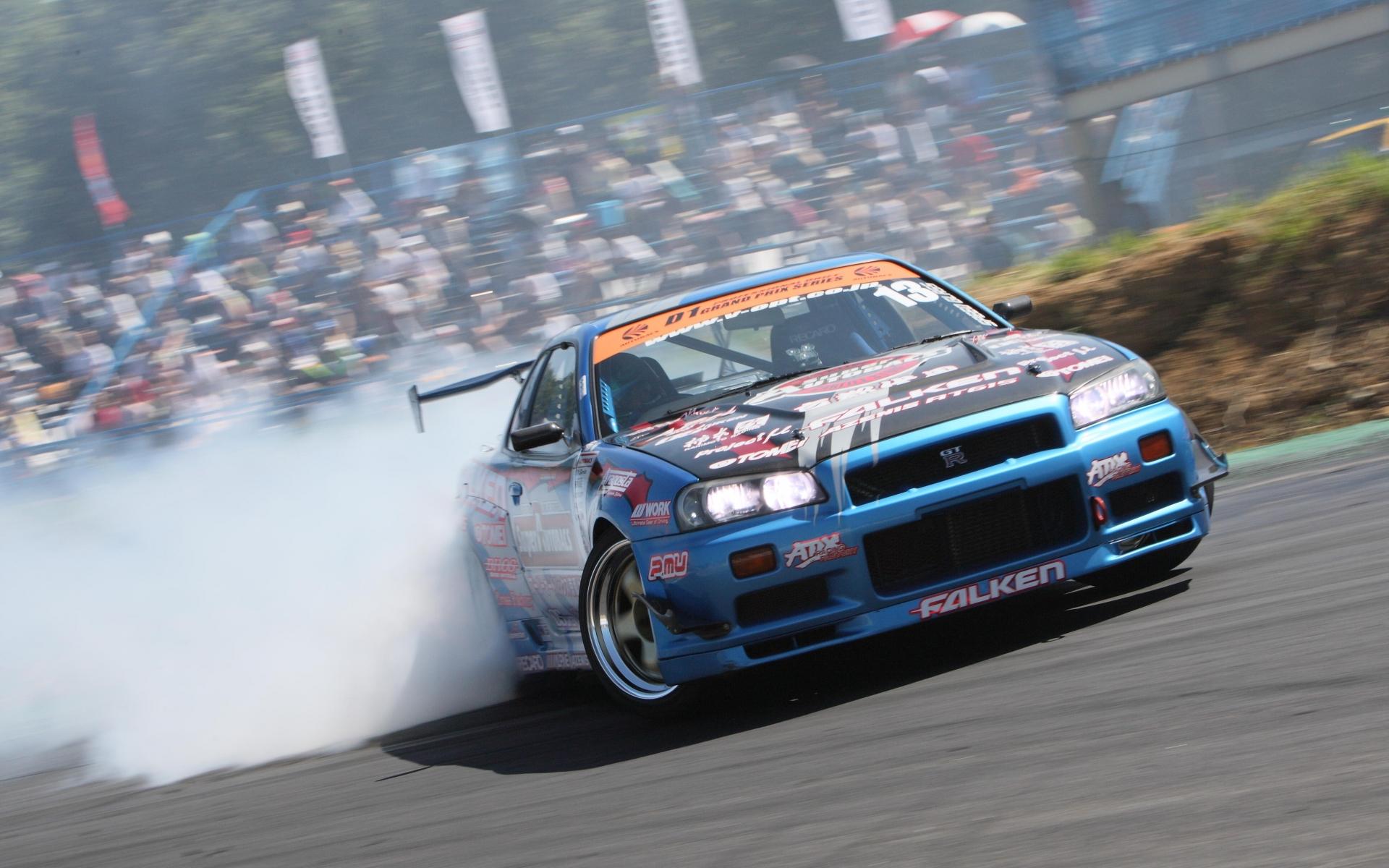 1680x1050 cars drift - photo #25
