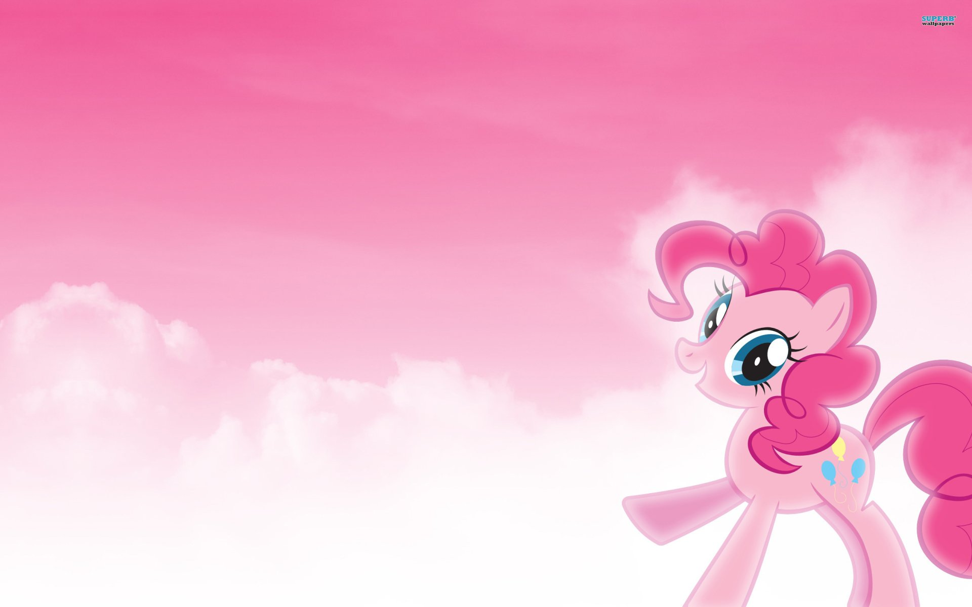 Cartoon - My Little Pony: Friendship is Magic  Vector Pinkie Pie My Little Pony Magic Pie Wallpaper