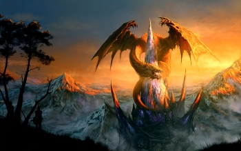 Fantasy - Drachen Wallpapers and Backgrounds ID : 313348