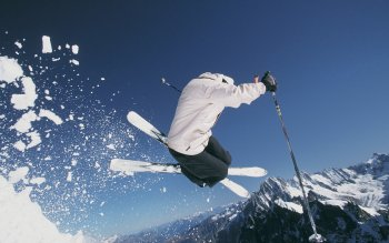 Deporte - Skiing Wallpapers and Backgrounds ID : 313833