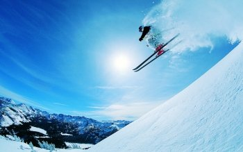Deporte - Skiing Wallpapers and Backgrounds ID : 313834