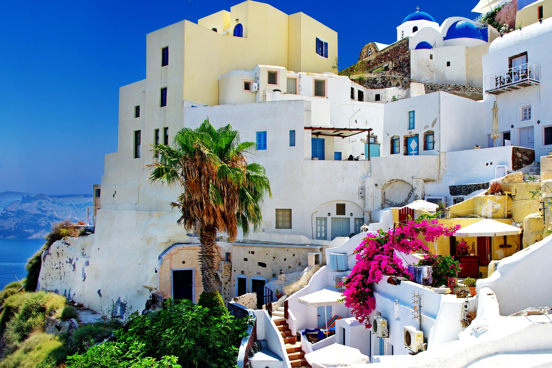 oia greece santorini wallpaper - photo #12