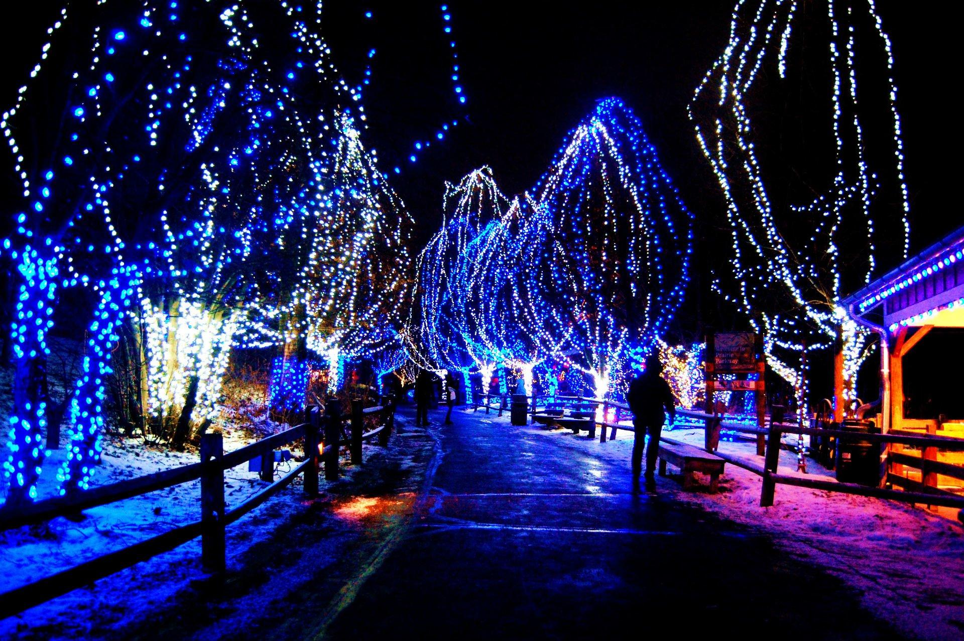 Fondo De Pantalla 3d De Navidad De Santa Vas De Luna Hd: Christmas HD Wallpaper