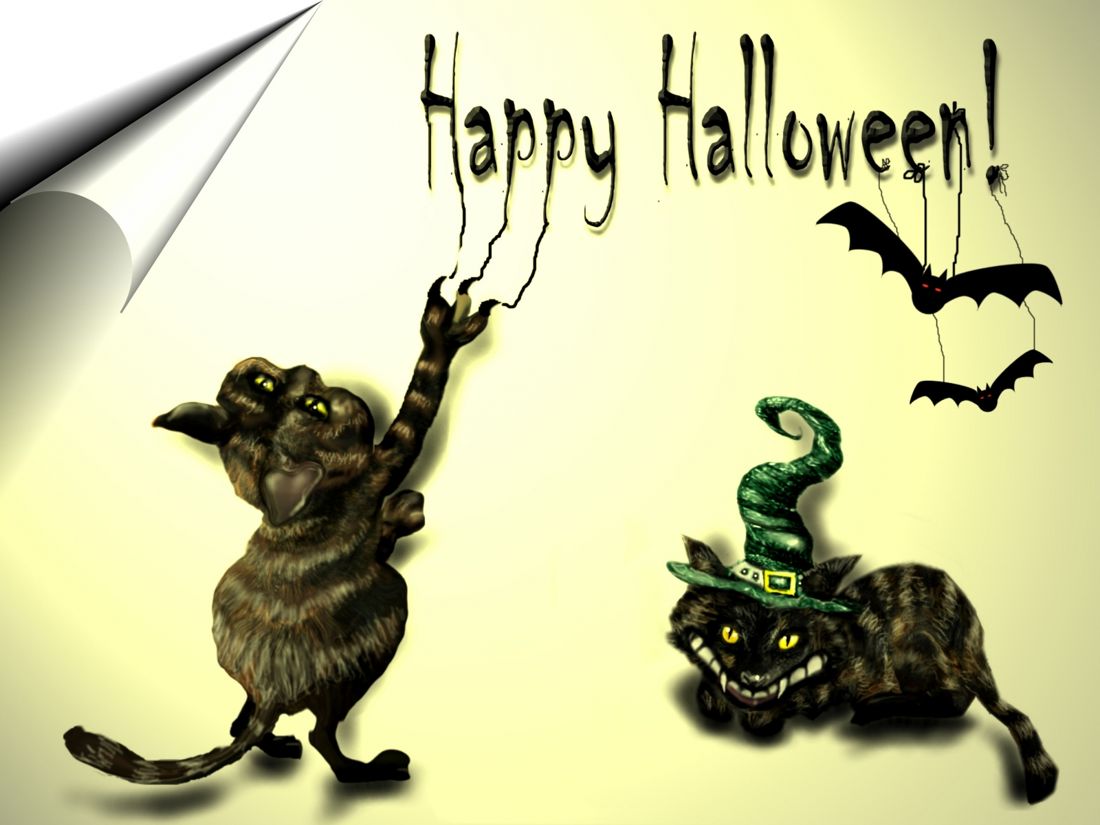 Holiday - Halloween  Happy Halloween Wallpaper