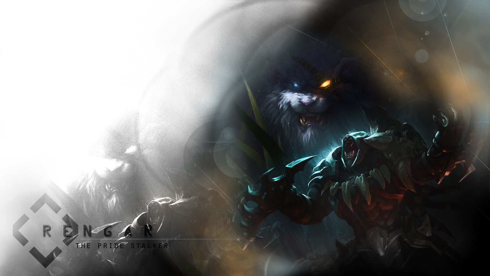 Video Game - League Of Legends  Rengar (League Of Legends) Wallpaper