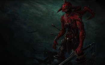Dark - Warrior Wallpapers and Backgrounds ID : 314369