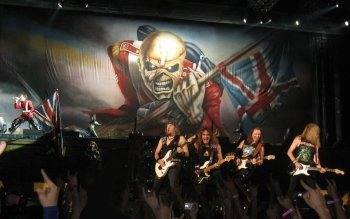 Musik - Iron Maiden Wallpapers and Backgrounds ID : 314546