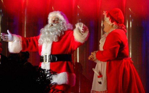 Holiday Christmas Santa Kris Kringle HD Wallpaper | Background Image