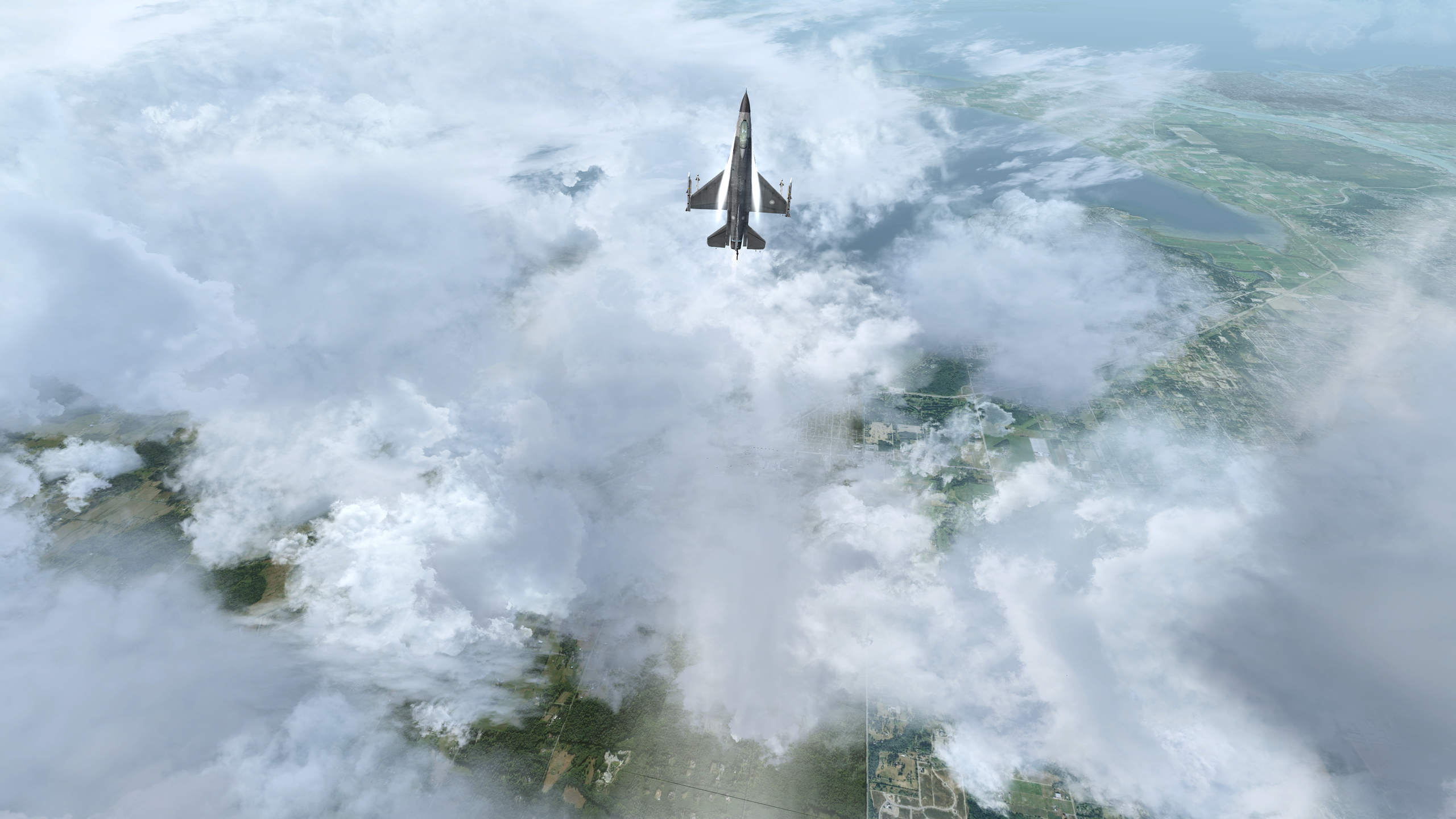 Flight Simulator X Wallpaper: Microsoft Flight Simulator Full HD Wallpaper And