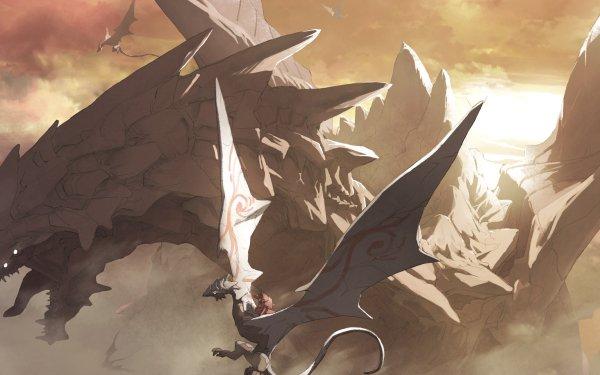 Anime Pixiv Fantasia IV HD Wallpaper   Background Image