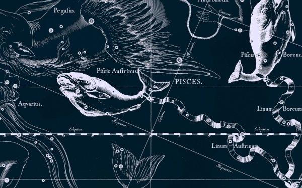 Fantasy Zodiac Zodiac Sign Horoscope Pisces HD Wallpaper | Background Image