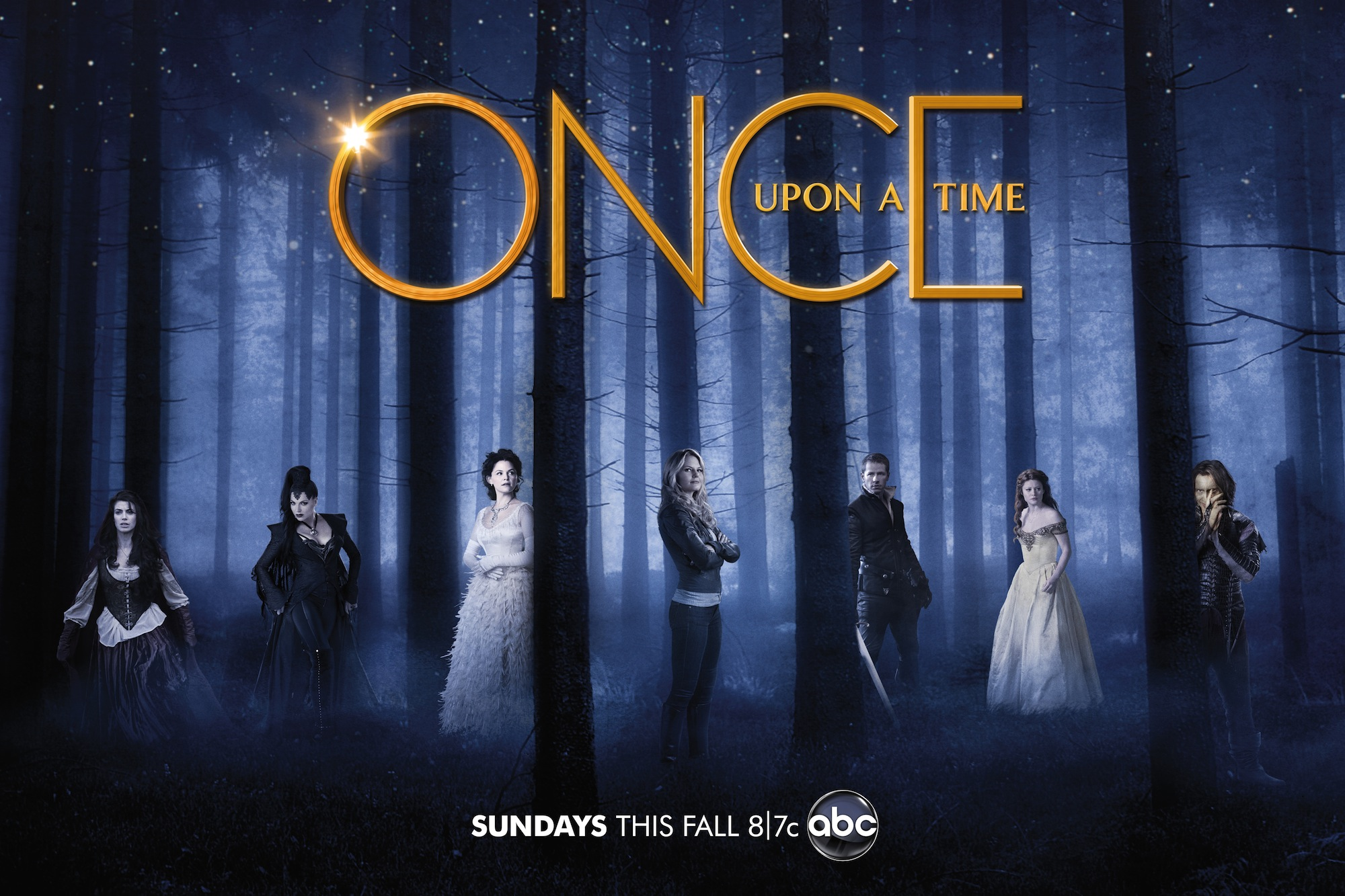 54 Once Upon A Time HD Wallpapers Backgrounds