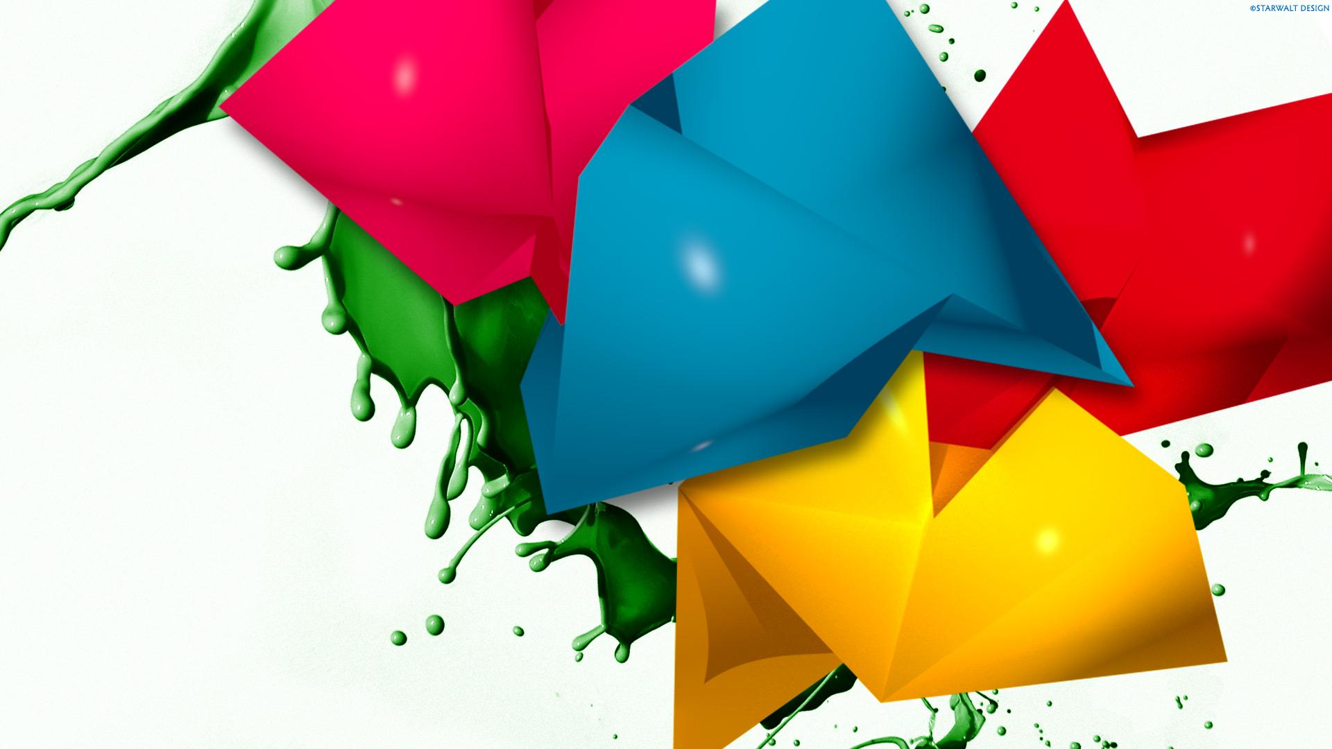 1920x1080 Abstracto Full Hd 1920x1080: 3D Full HD Fondo De Pantalla And Fondo De Escritorio