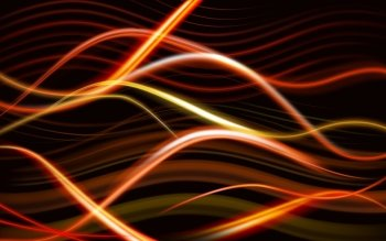 Abstrakt - Orange Wallpapers and Backgrounds ID : 316950