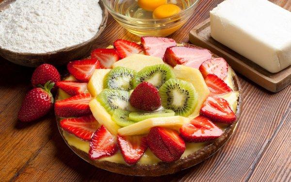 Food Dessert HD Wallpaper | Background Image