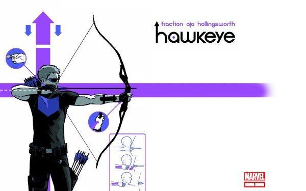 Comics Hawkeye HD Wallpaper | Background Image