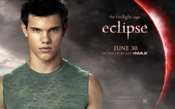 Movie The Twilight Saga: Eclipse Jacob Black Taylor Lautner HD Wallpaper | Background Image