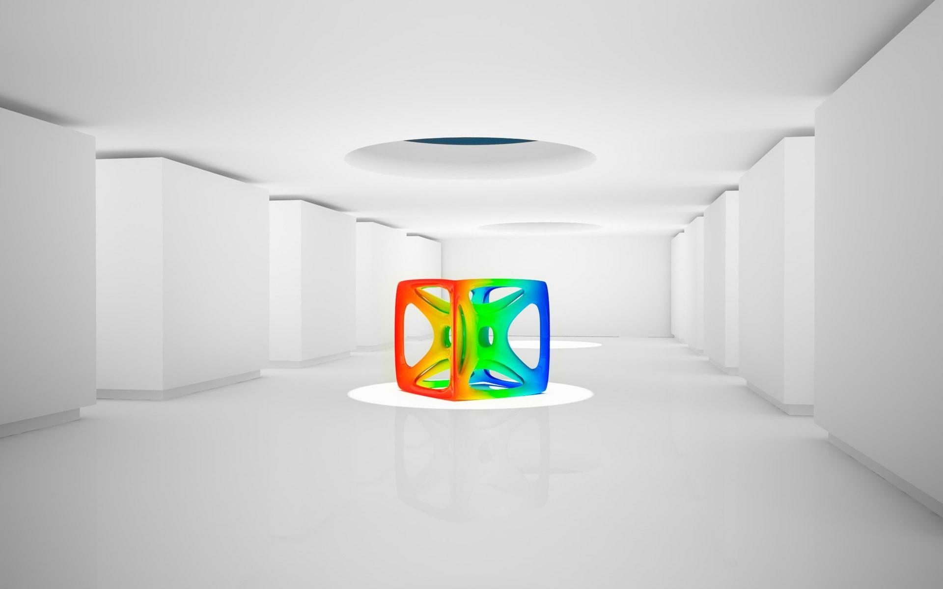 Matrix 3d Cube 3 Fondo De Pantalla Animado Hd Para: Cubo Fondo De Pantalla HD