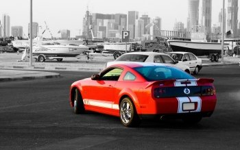 Vehicles - Mustang Wallpapers and Backgrounds ID : 318090