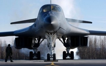 Militär - Rockwell B-1 Lancer Wallpapers and Backgrounds ID : 318170