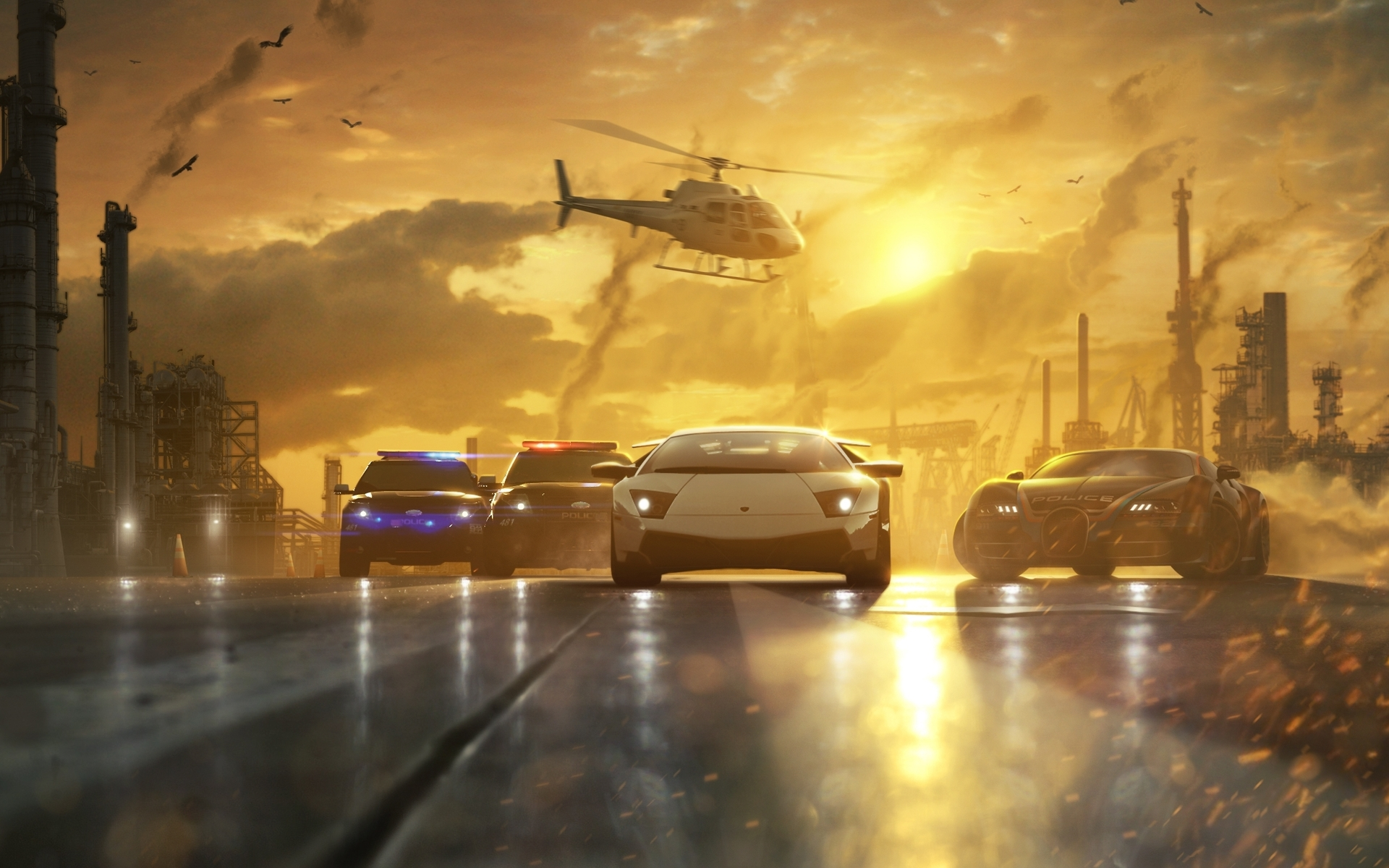 55 Need For Speed Most Wanted HD Wallpapers