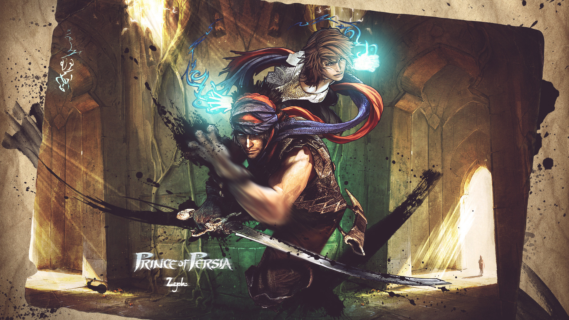 Prince of persia game wallpaper 97 wallpapers hd - Prince wallpaper ...