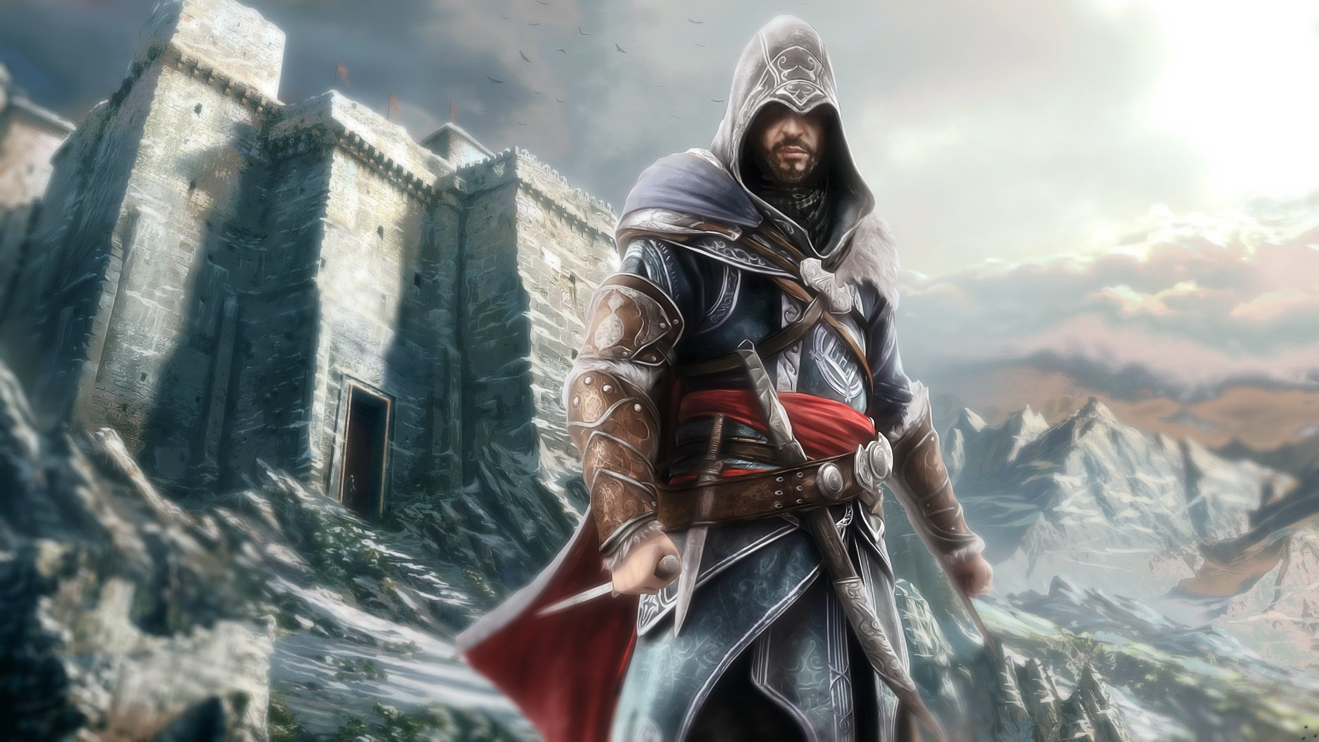 Assassin S Creed Revelations Hd Wallpaper Background Image